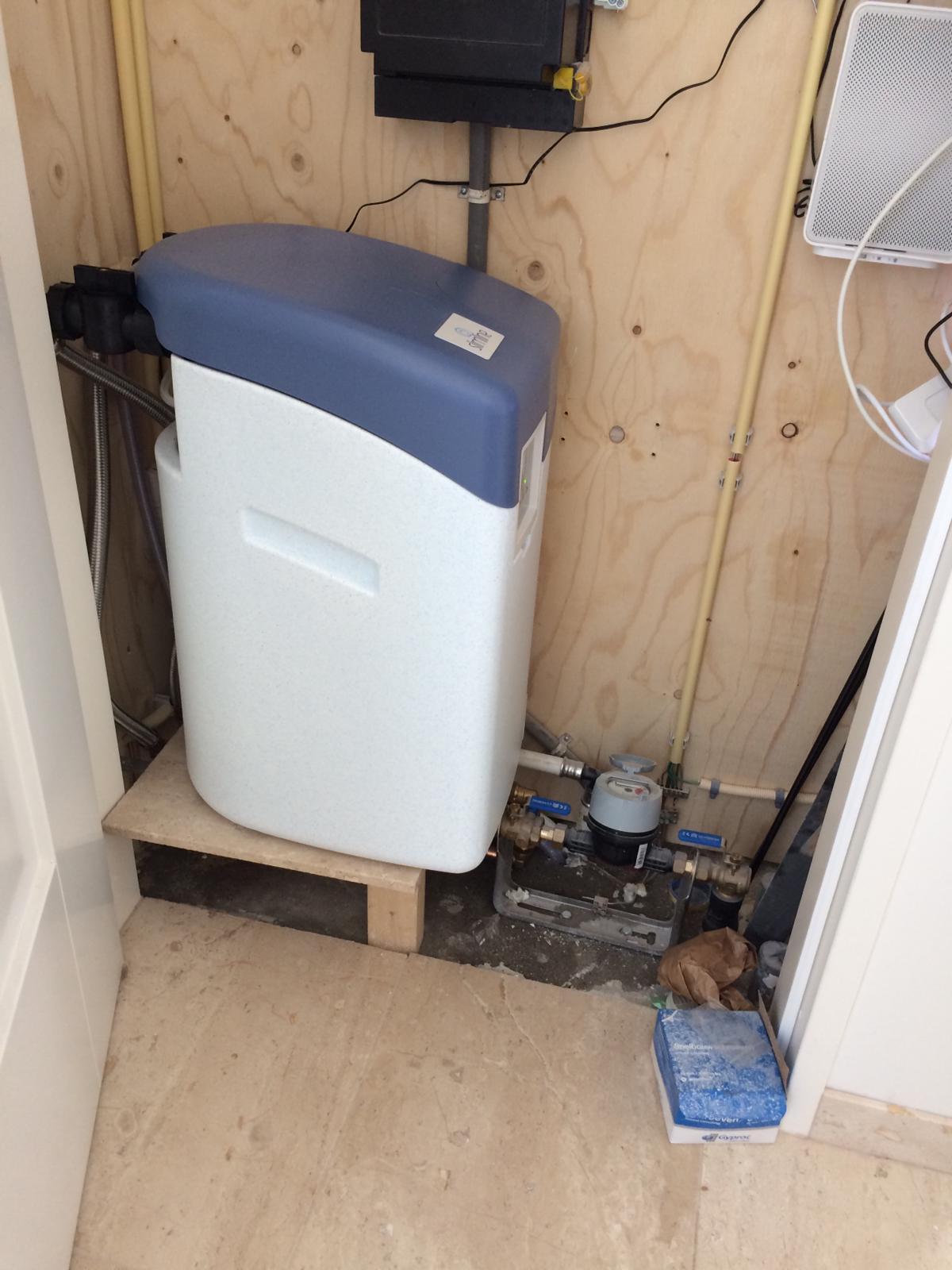Zacht water vanuit de meterkast