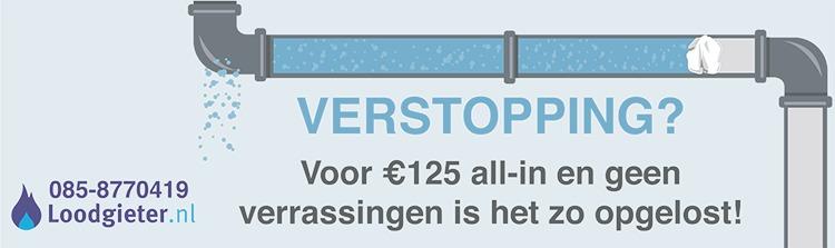 Kosten Riool Ontstoppers in Helmond